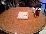 シアトルズベストコーヒー新宿南口店(丸テーブル)