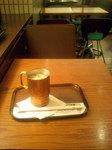 上島珈琲店京都河原町店(テーブル)