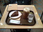 BLENZ Coffee川崎ラゾーナプラザ店(テーブル)